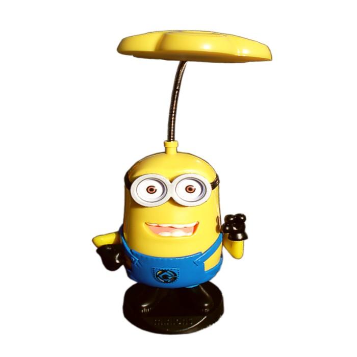 Stolová lampa reproduktor Minions
